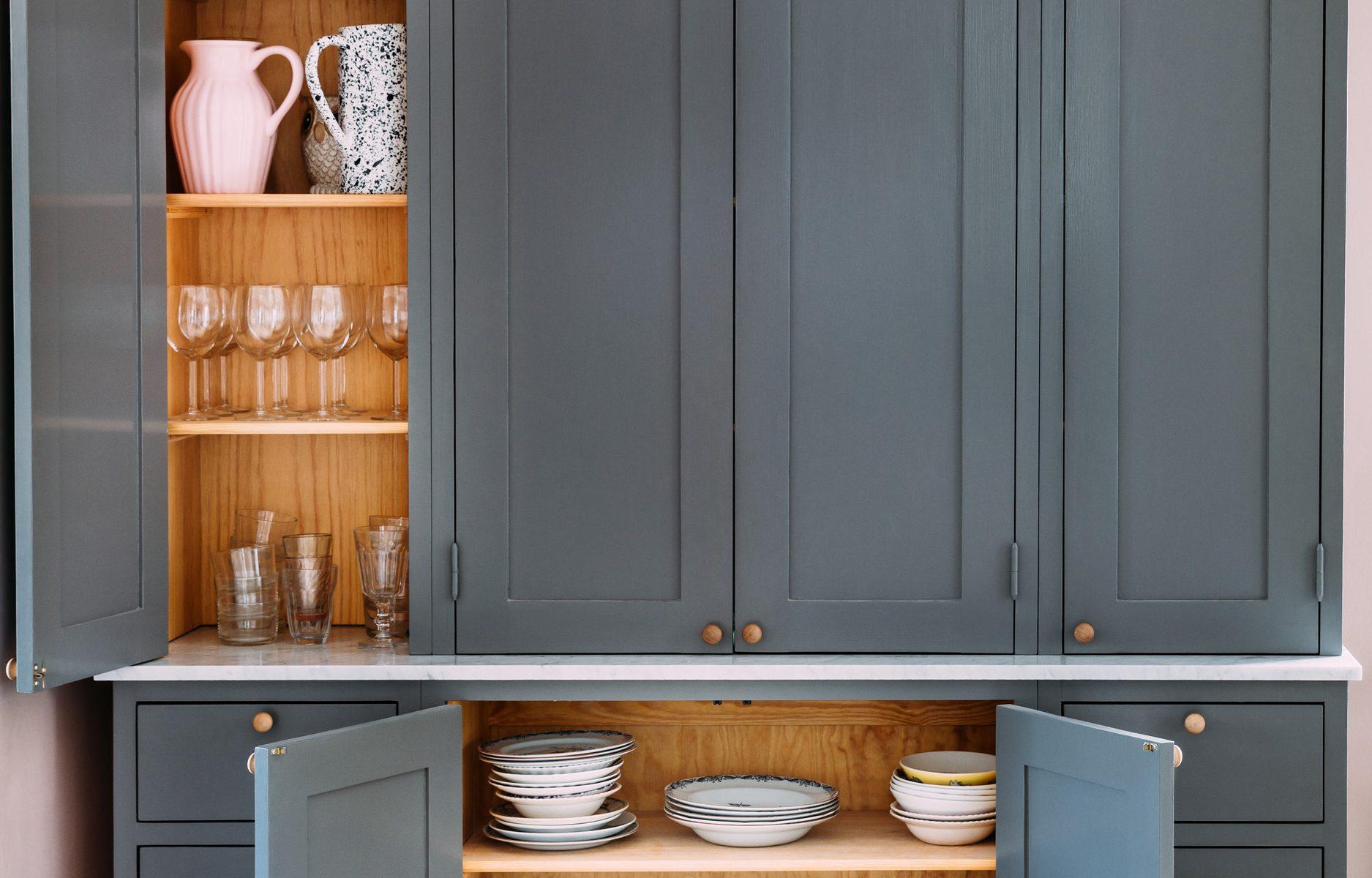 Kann man eine Küche aus Massivholz bauen? – Skandinavische Shaker